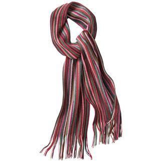 Der modische Schal in 10 Farben, die zu allem passen. Aus weicher australischer Lambswool. Vom Kaschmirstricker Johnstons/Schottland.
