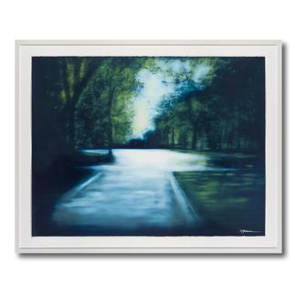 Erik Offermann – Parklandschaft Erste handübermalte Edition der charakteristischen Landschaften Erik Offermanns. 30 Exemplare. Masse: 115 x 88 cm