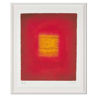 André Schweers – Prolog 51 Einzigartige Gelegenheit, den ersten Prägedruck von André Schweers zu diesem Preis zu erhalten. 44 Exemplare. Masse: 73 x 95 cm