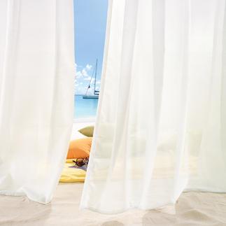 """Vorhang """"Chill-Out"""", 1 Vorhang Selten ist ein robuster Outdoor-Stoff so weich und textil."""