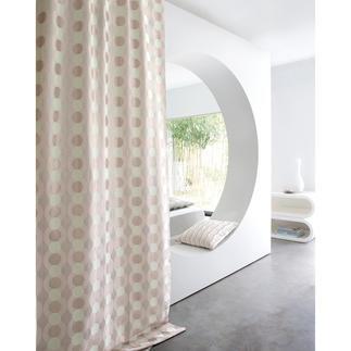 "Vorhang ""Parana"", 1 Vorhang Kobes Interpretation des Retro-Chics passt auch in elegantes Ambiente."