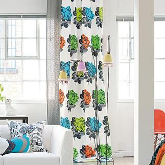 """Vorhang """"Ramblas"""", 1 Vorhang Junges Design von Weltrang. Jetzt zu einem aussergewöhnlich guten Preis."""