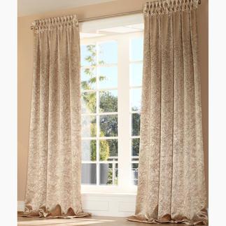 """Vorhang """"Saphira"""", 1 Vorhang Endlich eine ganz neue Alternative zu den üblichen Verdunkelungsstoffen."""
