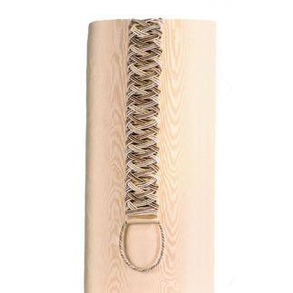 Raffband Marly - 1 Stück Das schmale Raffband, gefertigt in liebevoller Detailarbeit.