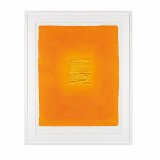 """André Schweers – Prolog 41 Seine erste Grafikedition war nach 10 Tagen ausverkauft. Die Edition """"Prolog 41"""" von André Schweers. 30 Exemplare. Masse: gerahmt 82,5 x 102,5 cm"""
