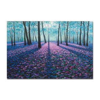 """Pei Lian Zhi: """"Spring Forest"""" Pei Lian Zhi: In mehr als 200 Sammlungen vertreten. Jetzt auch in Ihrer?"""