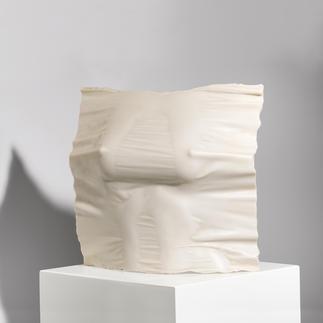 Willi Kissmer – Relief 3 Willi Kissmers erste Steingussauflage. 49 Exemplare – jedes ein Unikat. Exklusiv bei Pro-Idee. Masse: 25 x 26 x 9 cm