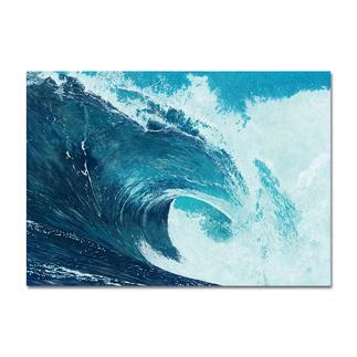 Ingo Wegerl – Die Welle Handüberarbeitete Leinwandedition von Ingo Wegerl. Mit 5 mm dicker Firniss. Niedrig limitiert – in zwei Grössen erhältlich. Masse: 85 x 60 cm