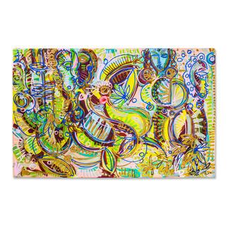 Leon Löwentraut – Carribean Flair Leon Löwentraut: Investition in ein aussergewöhnliches Talent. Vierte exklusive Pro-Idee Edition des Shootingstars der deutschen Kunstszene (die ersten drei waren nach kürzester Zeit ausverkauft). 100 Exemplare. Masse: 110 x 70 cm