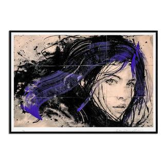Lídia Masllorens Vilà – ECO Lídia Masllorens Vilà: Emotionsgeladene Werke – mit blossen Händen erschaffen. Exklusive Pro-Idee Edition – genutet und von der Künstlerin übermalt. 30 Exemplare.