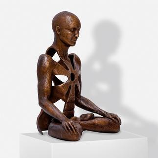 Sukhi Barber – Excell Sukhi Barbers Unikatserie Excell. (Ihre erste war nach wenigen Wochen ausverkauft.) 16 Bronze-Skulpturen. Exklusiv bei Pro-Idee. Masse: 19 x 25 x 13 cm