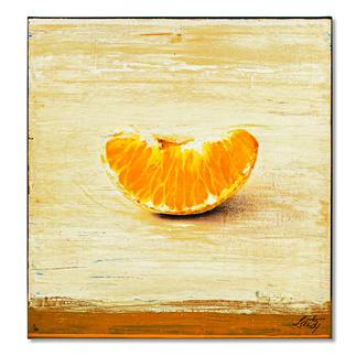 Michael Lauterjung  – Kleine Clementine. Michael Lauterjung: Pionier der zeitgenössischen Kunst. Neueste Edition exklusiv bei Pro-Idee (die erste ist bereits ausverkauft). Mit bis zu 5 mm dicker Firniss. 30 Exemplare. Masse: 90 x 95 cm
