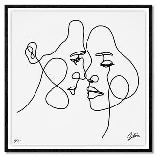 Andrés Ribón Troconis – One breath away Andrés Ribón Troconis: Der Geheimtipp aus Südamerika. Zweite Pro-Idee Edition (die erste ist bereits ausverkauft). 30 Exemplare. Masse: gerahmt 83 x 83 cm