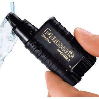 Nasen-/Ohrhaarschneider Immer hygienisch sauber.