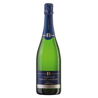 Champagne Forget-Brimont Brut Premier, Forget-Brimont, Champagne AOC, Frankreich Champagner Premier Cru. 91 Punkte im Wine Spectator in der Ausgabe vom 31.12.2012. Zweimal 90 Punkte von Robert Parker (Wine Advocate 192, 12/2010 & 197, 11/2011).