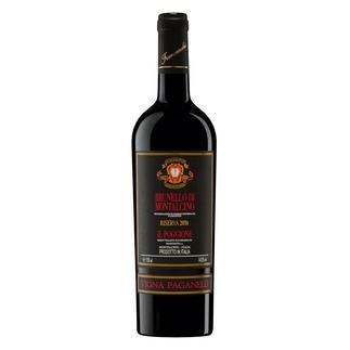 """Brunello Riserva """"Vigna Paganelli"""" 2010, Tenuta Il Poggione, Toskana DOCG, Italien """"Ein phänomenaler Wein. 98 + Punkte."""" (Robert Parker, Wine Advocate 223, 03/2016)"""