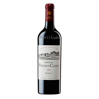 "Pontet Canet 2010, 5ème Grand Cru Classé, Pauillac, Bordeaux, Frankreich ""Ein absolut fantastischer Wein. 100 Punkte."" (Robert Parker, Wine Advocate 205, 02/2013)"