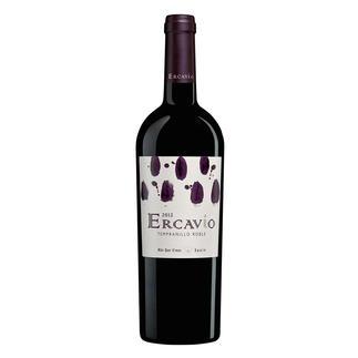 """Ercavio Tempranillo Roble, Bodegas Ercavio, Tierra de Castilla, Spanien Der perfekte spanische Rotwein für """"jeden Tag."""" Und für alle Ihre Gäste."""