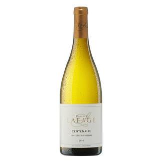 "Centenaire Blanc 2014, Domaine Lafage, Languedoc-Roussillon, Frankreich ""Zählt zu den besten Weissweinen der Welt. 93 Punkte"" (Robert Parker über den Jahrgang 2013, eRobertParker.com 212, 04/2014)"