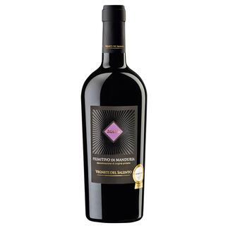 """Zolla Primitivo di Manduria 2013, Vigneti del Salento, Apulien, Italien, Rotwein Der """"beste Rotwein Italiens."""" (Von mehr als 600 Rotweinen Italiens, Mundus Vini Frühjahrsverkostung 2014, www.mundusvini.com)"""
