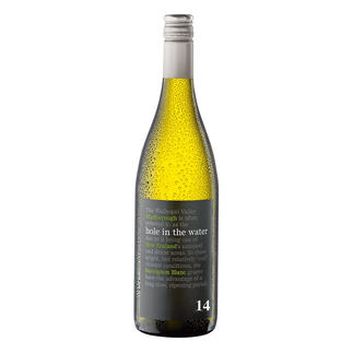 Hole in the Water Sauvignon Blanc 2014, Waihopai Valley, Marlborough, Neuseeland Aus dem Filet-Weinberg der neuseeländischen Sauvignon Blancs.