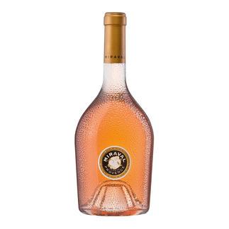 Miraval 2014, Jolie-Pitt & Perrin, Provence AOC, Frankreich Der erste Rosé in der Top-100-Liste des Wine Spectators. In 37 Jahren. (Ausgabe vom 31.12.2013)