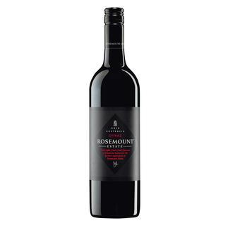 """Shiraz Rosemount Diamond Label 2013, Rosemount Estate, Australien """"Wir könnten diesen Wein in jedem Jahr in unserer Top-100-Liste lassen."""" (Wine Spectator, 12/1994)"""