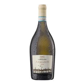 """Armason 2013, La Bollina, Piemont, Italien """"Einer der besten Weissweine Italiens. 96 Punkte."""" (Luca Maroni über den Jahrgang 2012, lucamaroni.com, 08.07.2013)."""