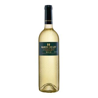 Rioja Blanco 2015, Baron de Ley, Rioja DOC, Spanien Der weisse Rioja: kaum bekannt. Und daher (noch) erfreulich günstig.