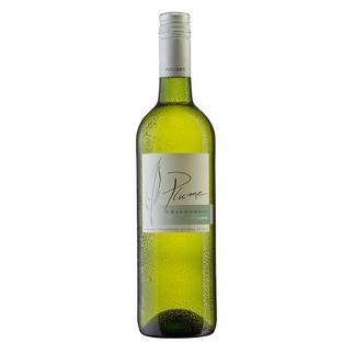 Plume Chardonnay 2014, Domaine La Colombette, Vin de  Pays des Coteaux du Libron, Frankreich Genuss ohne Reue. Nur 9 % Alkohol. Aber 100 % Genuss.