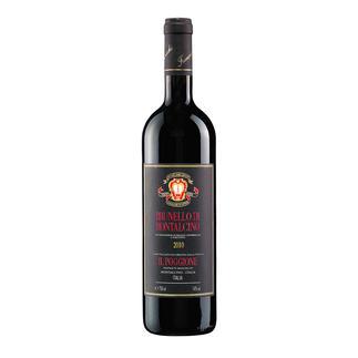 """Brunello di Montalcino DOCG 2010, Tenuta Il Poggione, Toskana, Italien """"…einer der perfektesten Sangiovese, den Sie jemals probieren werden.""""(Robert Parker, erobertparker.com 217, 02 / 2015)"""