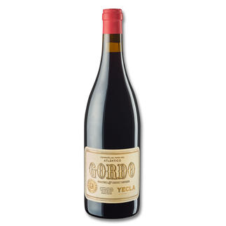 Gordo 2012, Compania de Vinos del Atlántico, Yecla, Spanien 40 Jahre alte Reben. 91 Punkte von Robert Parker. (www.erobertparker.com, Special Interim Issue Report, 11/2014)
