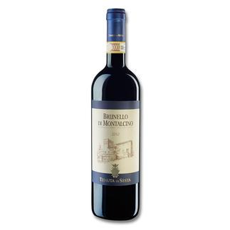 Brunello Tenuta di Sesta 2010, Toskana, Italien 94 Punkte von Robert Parker. (www.erobertparker.com, 217, 02/2015)