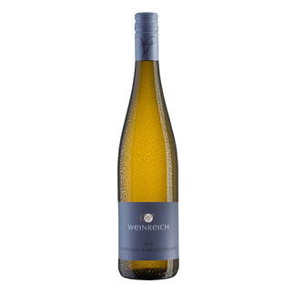 Chardonnay-Weissburgunder Weinreich 2014, Marc Weinreich, Rheinhessen, Deutschland Erst seit sieben Jahren Weinmacher.  Doch bereits dreifach ausgezeichnet.