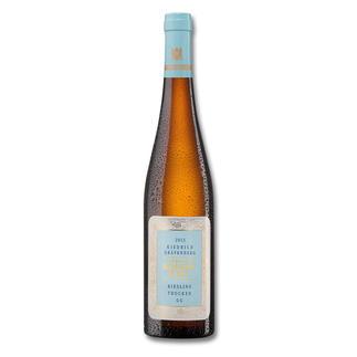 """Robert Weil Kiedrich Gräfenberg Grosses Gewächs 2013, Kiedrich, Rheingau, Deutschland """"… perfekt gewobener Knockout-Riesling."""" (Robert Parker, www.robertparker.com, Wine Advocate 216, 01/2015"""