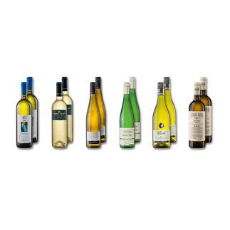 """Probierpaket """"Weissweine Frühjahr 2016"""", 12 Flaschen Probierpaket Weissweine, 12 Flaschen"""