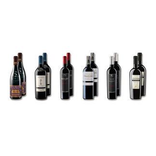"""Probierpaket """"Rotweine bis 28 Fr. Frühjahr 2016"""", 12 Flaschen Probierpaket Rotweine, 12 Flaschen"""
