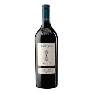 """Barbera d`Alba """"Suculé"""" DOC 2012, Lo Zoccolaio, Piemont, Italien """"Chapeau …"""" – """"… absolute Sonderklasse …"""" """"… gehört zu den besten Rotweinen des Jahres"""" (Luca Maroni 2006)."""