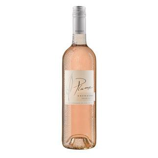 Plume Rosé 2015, Domaine La Colombette, Vin de Pays des Coteaux du Libron, Languedoc, Frankreich Trocken. Nur 9 % Alkohol. Aber 100 % Genuss.