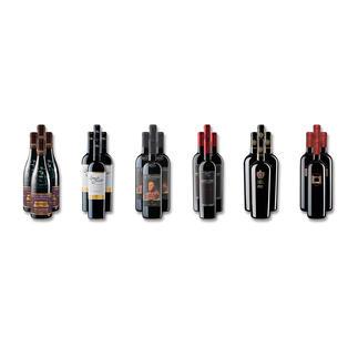 """Weinsammlung """"Die kleine Rotwein-Sammlung für anspruchsvolle Geniesser Frühjahr/Sommer"""", 24 Flaschen Wenn Sie einen kleinen, gut gewählten Weinvorrat anlegen möchten, ist dies jetzt besonders leicht."""