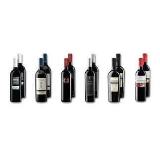 Probierpaket Rotweine bis 28 Fr. Frühjahr/Sommer 2016, 12 Flaschen Probierpaket Rotweine, 12 Flaschen
