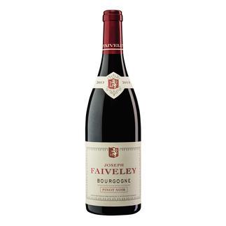 Pinot Noir Faiveley 2013, Bourgogne AOC, Frankreich Seltenheit: ein roter Burgunder, der durch sein Preis-Genuss-Verhältnis überzeugt.
