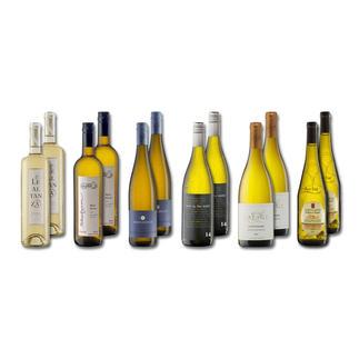 """Probierpaket """"Weissweine Sommer 2016"""", 12 Flaschen Probierpaket Weissweine, 12 Flaschen"""