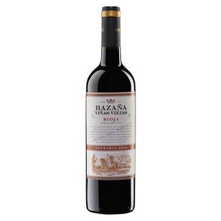 """Hazaña Viñas Viejas 2014, Bodegas Abanico, Rioja, Spanien """"Einfach eines der grössten Schnäppchen in der Rioja, das man für Geld kaufen kann."""" (Robert Parker, www.robertparker.com, Interim – 07/2015)"""