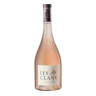 Les Clans 2014, Château d'Esclans, Côtes de Provence, Frankreich Vergessen Sie alles, was Sie bisher über Roséweine zu wissen glaubten.
