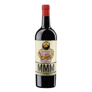 MMM Macho Man Monastrell 2014, Casa Rojo, Jumilla, Spanien Der Macho Man: Kraftvoll – packend - mit einem weichen Kern.