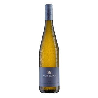 Chardonnay-Weissburgunder Weinreich 2015, Marc Weinreich, Rheinhessen, Deutschland Erst seit sieben Jahren Weinmacher.  Doch bereits dreifach ausgezeichnet.