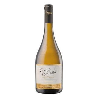 Cremaschi Chardonnay 2015, Cremaschi Furlotti, Loncomilla Valley, Chile 94 (!) Punkte von James Suckling. (www.jamessuckling.com 12.05.2016)