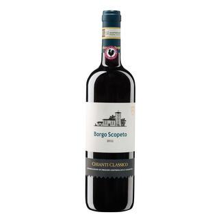"""Chianti Classico Borgo Scopeto 2011, Toskana, Italien Der Sieger unserer Wine Competition """"Toskana bis 22 Franken, September 2016"""" (Von 24 verkosteten Weinen unter 22 Franken aus der Toskana)"""