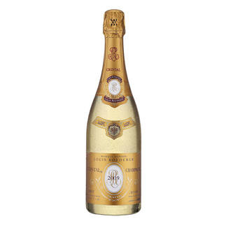Champagne Louis Roederer Cristal 2009, Champagne AOC, Reims, Frankreich 94-96 Punkte von Robert Parker (www.robertparker.com).  97 Punkte von James Suckling (www.jamessuckling.com).